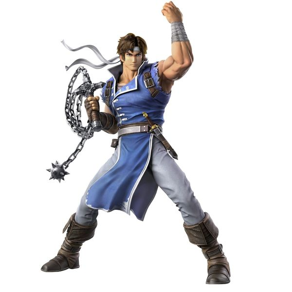amiibo Richter Belmont Super Smash Bros. Collection