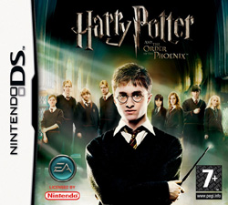 Harry Potter & the Order of the Phoenix Nintendo DS