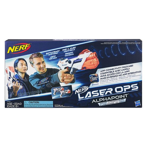 Hasbro Nerf Laser Ops Pro 2-Pack