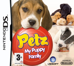 Petz My Puppy Family DS