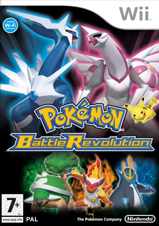 Pokemon Battle Revolution Wii