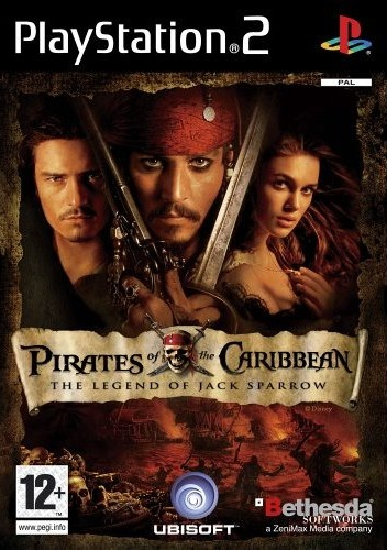 Pirates of the Caribbean 2: The Legend of Jack Sparrow