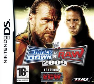 Smackdown vs. Raw 2009 Nintendo DS