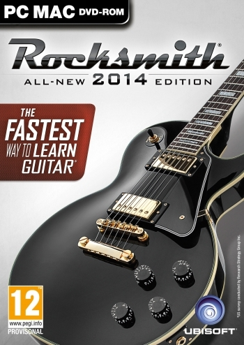 Rocksmith All-New 2014 Edition PC + kaapeli