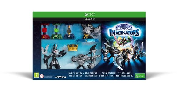 Skylanders Imaginators Dark Starter Pack Xbox One tuotekuva