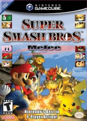 Super Smash Bros. Melee Gamecube