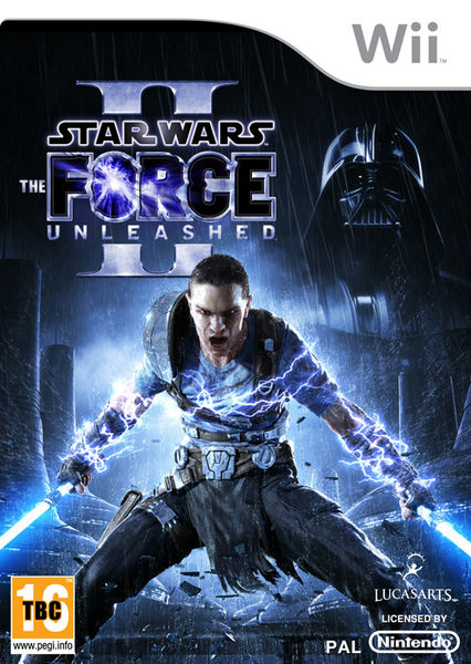 Star Wars: Force Unleashed II Wii