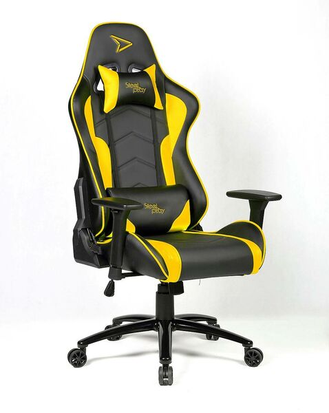 Steelplay Gaming Chair Sgc01 Yellow