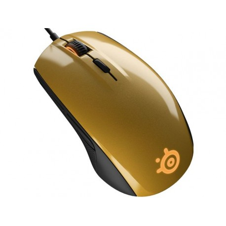 Steelseries Rival 100 Optical Mouse Gold PC