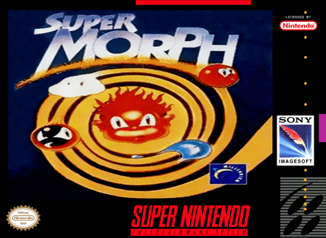 Super Morph SNES