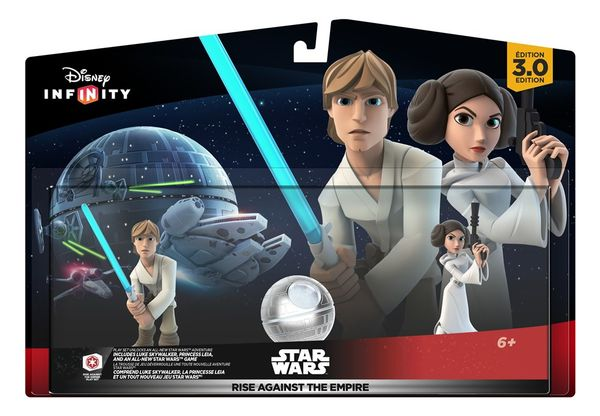 Disney Infinity 3.0 Rise Against the Empire Play Set