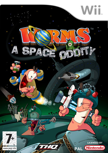 Worms: Space Oddity