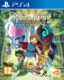 Ni no Kuni: Wrath of the White Witch Remastered PS4 kansikuva